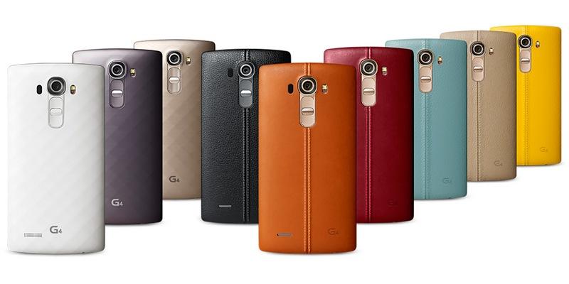 LG G4: функциональность в кожаной обертке>
