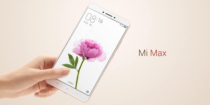 Большой во всех смыслах смартфон - Xiaomi Mi Max>