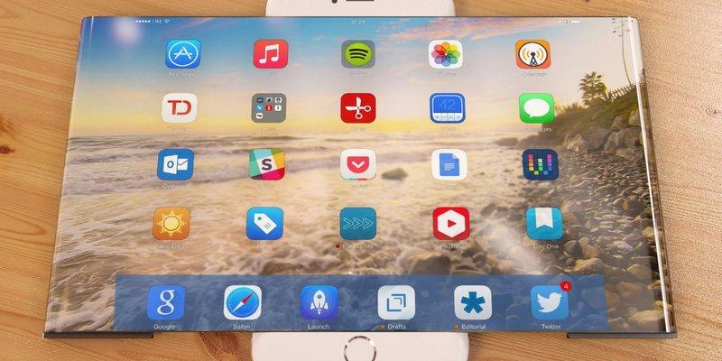 Apple запатентовала iPhone с прозрачным экраном