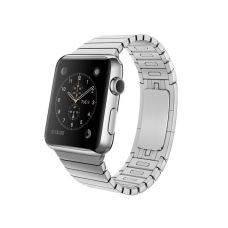 Apple Watch 42mm Stainless Steel Case with Stainless Steel Link Bracelet (MJ472)