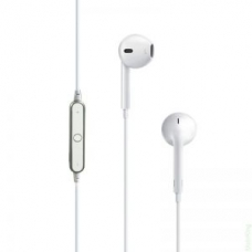 Hands free stereo bluetooth S6 white