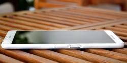 Huawei представила свой первый планшет с дактилоскопическим сканером