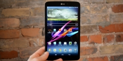 LG анонсировала планшет G Pad III 8.0