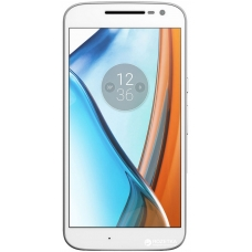 Motorola Moto G4 (XT1622) 16 GB DS (White)
