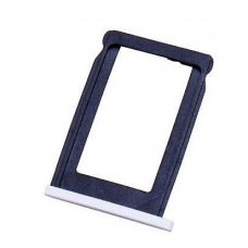 Держатель сим (SIM card holder tray) для iPhone 3G/3GS white