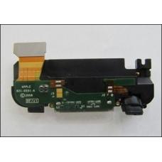 Антенна+звонок+микр+шлейф зарядки (Antenna with buzzer and charger flex cable) для iPhone 3G