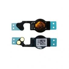Шлейф кнопки Home (Home button flex cable) для iPhone 5C orig