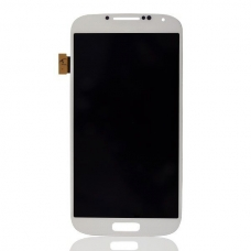 Дисплей (LCD) для Samsung i9500 Galaxy S4 + touchscreen white