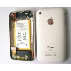 Задняя крышка в сборе (Case assembly) для iPhone 3GS black high copy