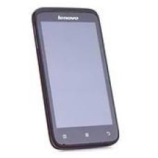 Сенсорный экран (touchscreen) для Lenovo A398 black